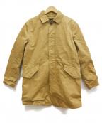 A vontade(アボンタージ)の古着「マックコート」|ベージュ