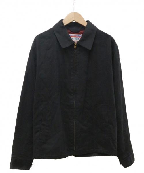 CALEE(キャリー)CALEE (キャリー) ベトジャン ブラック サイズ:Lの古着・服飾アイテム