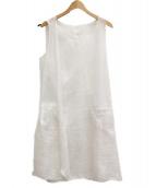 Engineered Garments(エンジニアードガーメンツ)の古着「メッシュベスト」|ホワイト