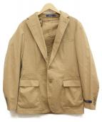 POLO RALPH LAUREN(ポロラルフローレン)の古着「テーラードジャケット」|ベージュ