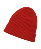 PRADA SPORTS(プラダスポーツ)の古着「ニット帽」|レッド