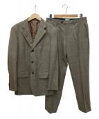 Paul Smith(ポールスミス)の古着「3Bセットアップスーツ」|ブラウン