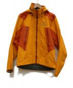 ARCTERYX(アークテリクス)の古着「ベータARジャケット」 オレンジ