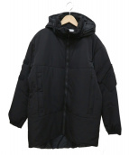 FLAGSTUFF(フラグスタフ)の古着「中綿モンスターパーカー」|ブラック