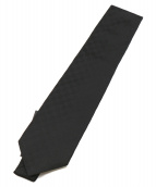 GUCCI(グッチ)の古着「GGロゴネクタイ」|ブラック
