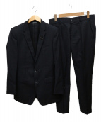 DOLCE & GABBANA(ドルチェアンドガッバーナ)の古着「セットアップスーツ」|ブラック