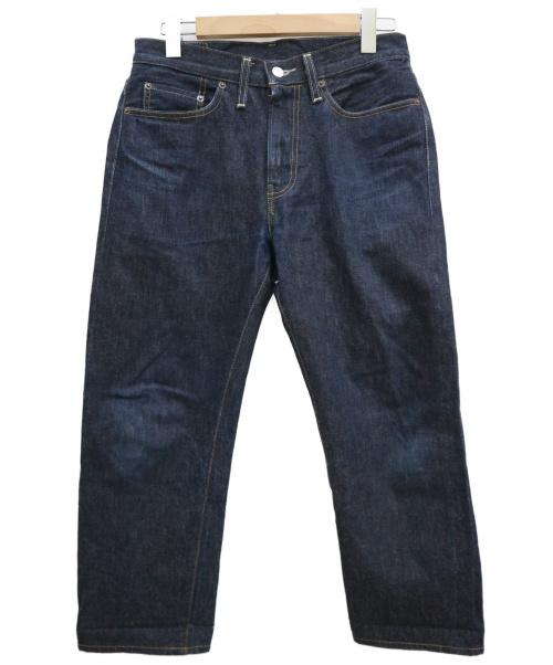 LEVIS VINTAGE CLOTHING(リーバイス ヴィンテージ クロージング)LEVIS VINTAGE CLOTHING (リーバイス ヴィンテージ クロージング) セルビッチデニムパンツ インディゴ サイズ:78.5(W31) 50154-0001の古着・服飾アイテム