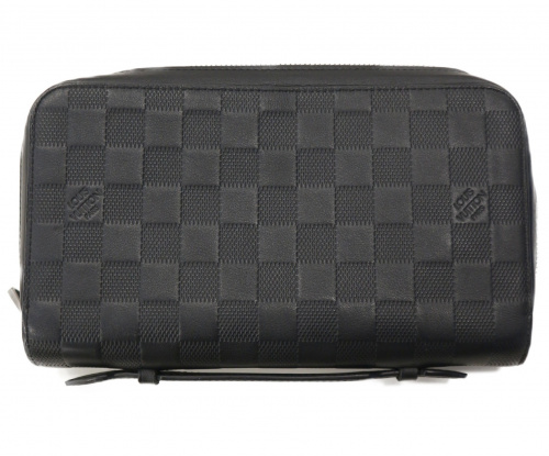 LOUIS VUITTON(ルイヴィトン)LOUIS VUITTON (ルイヴィトン) ジッピー XL ブラック サイズ:XL N61254 SP2196の古着・服飾アイテム