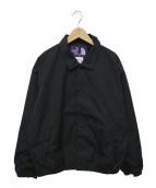 THE NORTHFACE PURPLELABEL(ザノースフェイスパープルレーベル)の古着「HYVENT 65/35 Field Jacket」 ブラック