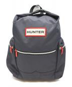 HUNTER(ハンター)の古着「トップクリップバックパック」|ネイビー