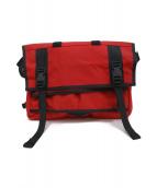 MISSION WORKSHOP(ミッションワークショップ)の古着「メッセンジャーバッグ」|レッド