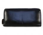 GANZO(ガンゾ)の古着「ラウンドファスナー長財布」 ブラック