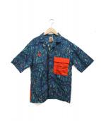 NIKE ACG(ナイキエーシージー)の古着「半袖シャツ」|グリーン