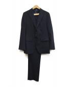 ISETAN MENS(イセタンメンズ)の古着「2Bセットアップスーツ」|ネイビー
