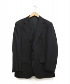 BURBERRY LONDON(バーバリーロンドン)の古着「テーラードジャケット」|ネイビー