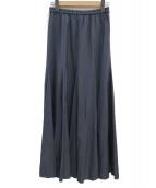 SLOBE IENA(スローブイエナ)の古着「パネルフレアスカート」|グレー