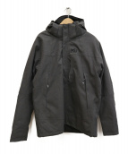 MILLET(ミレー)の古着「中綿ジャケット」|グレー