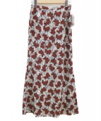 SHIPS(シップス)の古着「DEVEAUX マーメイドスカート」|ブラウン