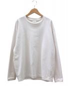 ORCIVAL(オーチバル)の古着「長袖Tシャツ」 ホワイト