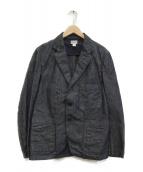 J.S HOMESTEAD(ジャーナルスタンダードホームステッド)の古着「デニムワークテーラードジャケット」|インディゴ