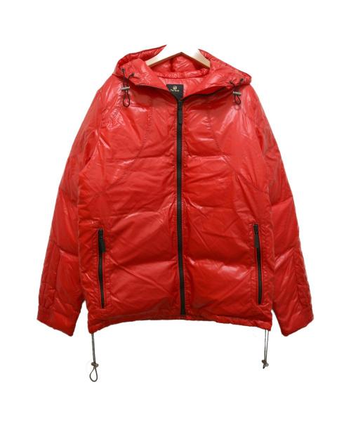 TATRAS(タトラス)TATRAS (タトラス) ダウンジャケット レッド サイズ:48 MTA-415-10の古着・服飾アイテム