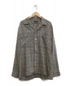 MOJITO(モヒート)の古着「アブサンシャツ」|グレー