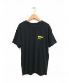affix(アフィックス)の古着「プリントTシャツ」|ブラック