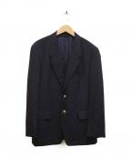 Paul Smith COLLECTION(ポールスミスコレクション)の古着「テーラードジャケット」 ネイビー