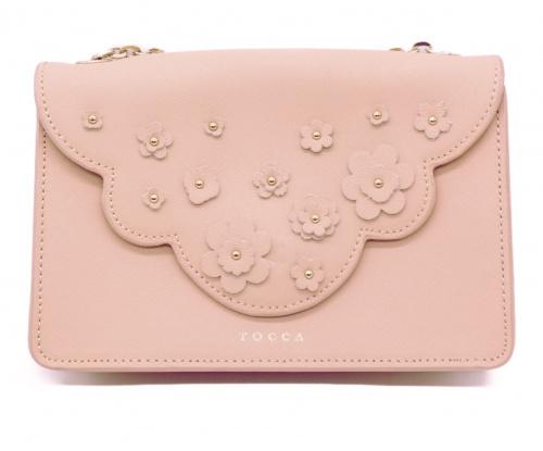 TOCCA(トッカ)TOCCA (トッカ) チェーンショルダーバッグ ピンク GALLERY CROSSBODYの古着・服飾アイテム