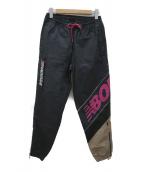 NEW BALANCE×Bodega(ニューバランス×ボデガ)の古着「X-Racerパンツ」 グレー×ピンク