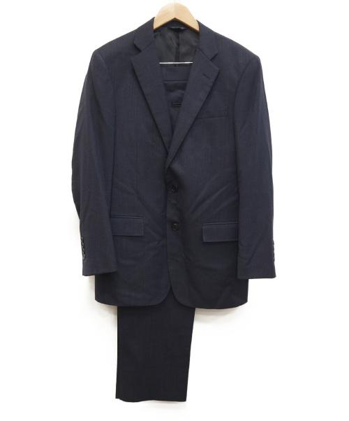 BROOKS BROTHERS(ブルックスブラザーズ)BROOKS BROTHERS (ブルックスブラザーズ) 2Bセットアップスーツ ネイビー サイズ:38SHT 32W Tollegno 1900の古着・服飾アイテム