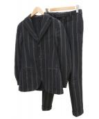 THE GIGI(ザ・ジジ)の古着「DEGAS3Bセットアップスーツ」 ブラック