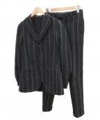 THE GIGI(ザ・ジジ)の古着「DEGAS3Bセットアップスーツ」|ブラック