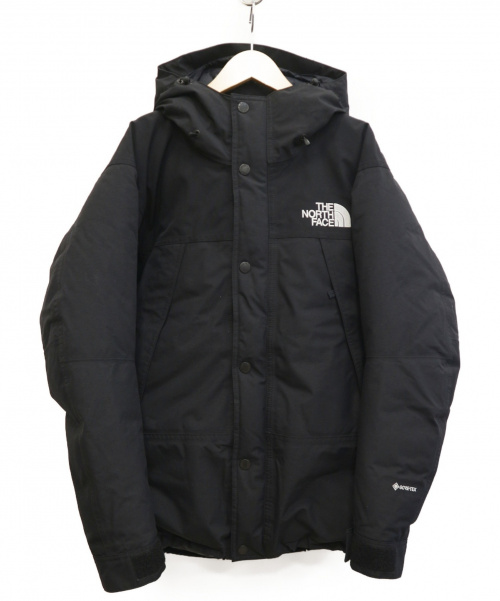 THE NORTH FACE(ザ ノース フェイス)THE NORTH FACE (ザノースフェイス) マウンテンダウンジャケット ブラック サイズ:M ND91930 Mountain Down Jacketの古着・服飾アイテム