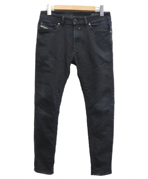 DIESEL(ディーゼル)DIESEL (ディーゼル) ジョグジーンズ インディゴ サイズ:28 SPENDER-NE 0608Vの古着・服飾アイテム