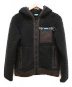 KAVU(カブー)の古着「シャスタジャケット」|ブラック