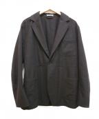 AURALEE(オーラリー)の古着「ウールフランネルジャケット」|グレー