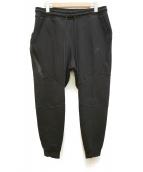 NIKE(ナイキ)の古着「テックフリースジョガーパンツ」 ブラック