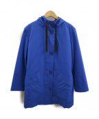 SONIA RYKIEL(ソニア リキエル)の古着「テクニカルコットンアウター」|ブルー