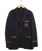 BURBERRY()の古着「3Bテーラードジャケット」|ネイビー