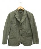 Engineered Garments(エンジニアドガーメンツ)の古着「ベッドフォードジャケット」|カーキ