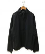 STONE ISLAND()の古着「SOFT SHELL-Rジップジャケット」|ブラック