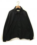NEON SIGN()の古着「コーチジャケット」|ブラック