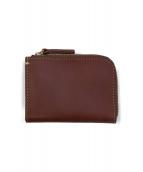 土屋鞄(ツチヤカバン)の古着「ディアリオハンディLファスナー」|ブラウン