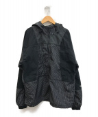 THE NORTHFACE PURPLELABEL(ザノースフェイスパープルレーベル)の古着「マウンテンウインドパーカー」|ブラック