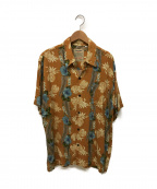 WAREHOUSE(ウェアハウス)の古着「アロハシャツ」|ベージュ