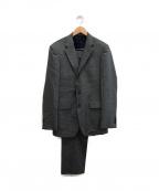 TAKEO KIKUCHI(タケオキクチ)の古着「セットアップスーツ」 グレー
