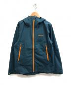 MARMOT(マーモット)の古着「コモド ジャケット」|ブルー