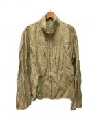 C.P COMPANY(シーピーカンパニー)の古着「ジャケット」|ベージュ