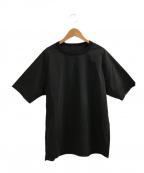 teatora(テアトラ)の古着「CARTRIDGE TEE」|ブラック